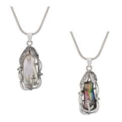 baroque freshwater pearl pendant