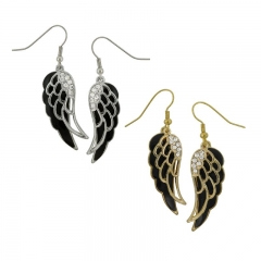 ANGEL WINGS DANGLE EARRINGS